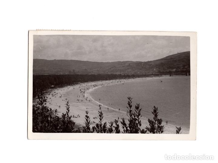 PUENTEDEUME.(LA CORUÑA).- PLAYA DE LA MAGDALENA. (Postales - España - Galicia Antigua (hasta 1939))
