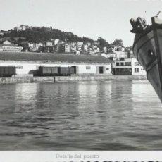 Postales: TARJETA POSTAL VIGO. DETALLE DEL PUERTO. Lote 190897776