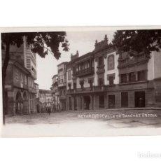 Postales: BETANZOS (CORUÑA).- CALLE DE SANCHEZ BREGUA.. Lote 191086272