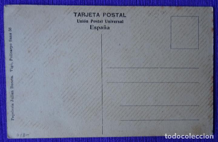 Postales: VIGO - CALLE DE COLON - Foto 2 - 191160060