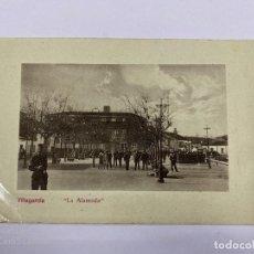 Postales: TARJETA POSTAL FOTOGRAFICA. GALICIA. PONTEVEDRA. LA ALAMEDA. . Lote 191442925