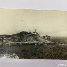 Postales: TARJETA POSTAL FOTOGRAFICA. GALICIA. LA CORUÑA. CAMARIÑAS. FARO VILLANO. . Lote 191443118