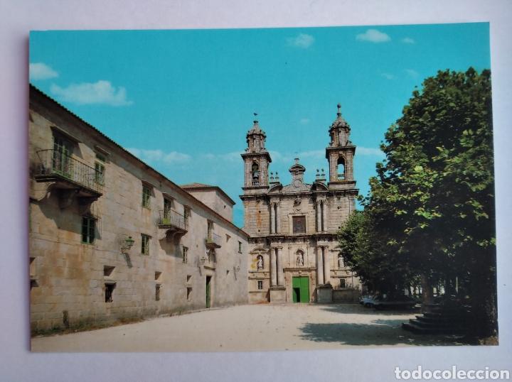 POSTAL 119 PONTEVEDRA POYO IGLESIA CONVENTUAL AÑO 1988 ED ARRIBAS (Postales - España - Galicia Moderna (desde 1940))