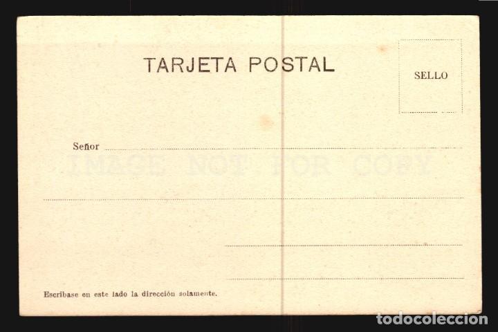 Postales: Apagando la sed ORENSE SALGADO N°22 TARJETA POSTAL GALICIA CA.1900 EDICION ARGENTINA - Foto 2 - 191797031
