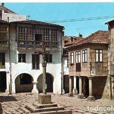 Cartes Postales: PONTEVEDRA *** PLAZA DE LA LEÑA *** POSTAL SIN CIRCULAR. Lote 191934816