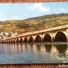 Postales: PUENTEDEUME - LA CORUÑA . Lote 192131980