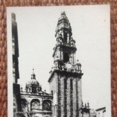 Postales: SANTIAGO DE COMPOSTELA - CATEDRAL. Lote 192132438