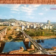 Postales: ORENSE - PUENTE NUEVO. Lote 192133213
