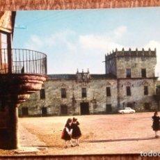 Postales: CAMBADOS - PONTEVEDRA - PALACIO DE FEFIÑANES. Lote 192133345