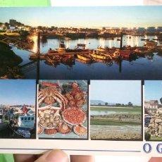 Postales: POSTAL O GROVE PONTEVEDRA ESCRITA Y SELLADA N 3317 FAMA. Lote 192168695