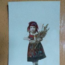 Cartes Postales: POSTAL FOTOGRÁFICA, NIÑA. FOTÓGRAFO H. SUÁREZ. LA CORUÑA. AÑOS 20.. Lote 192572265