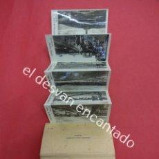 Postales: LA CORUÑA. CARNET POSTALES PEQUEÑO FORMATO. Lote 192767446
