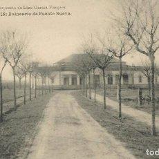 Postales: AÑOS 20 POSTAL DE VERIN ORENSE OURENSE GALICIA BALNEARIO DE FUENTE NUEVA FONTENOVA. Lote 192956473