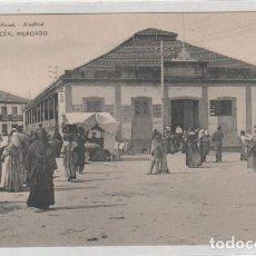 Postales: VILLAGARCIA MERCADO . 1593 HUASER Y MENET. REVERSO DIVIDIDO. SIN CIRCULAR. . Lote 194007176