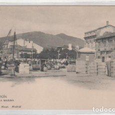 Postales: VILLAGARCIA LA MARINA. 1596 HUASER Y MENET. REVERSO DIVIDIDO. SIN CIRCULAR. . Lote 194007282