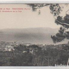 Postales: BALNEARIO DE LA TOJA. PONTEVEDRA. 21 ALREDEDORES DE LA TOJA. SERIE A. SIN CIRCULAR. . Lote 194010036