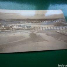 Postales: ANTIGUA POSTAL DE LA CORUÑA. AÑOS 60. PUENTE DEL PASAJE. Lote 194199490