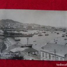 Postales: W.- 20.- POSTAL FOTOGRAFICA DE -- VIGO-- VISTA GENERAL .- LIBRERIA TETILLA .- CIRCULADA . Lote 194216821