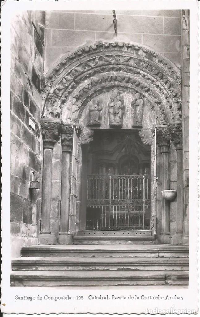 SANTIAGO DE COMPOSTELA (Postales - España - Galicia Antigua (hasta 1939))