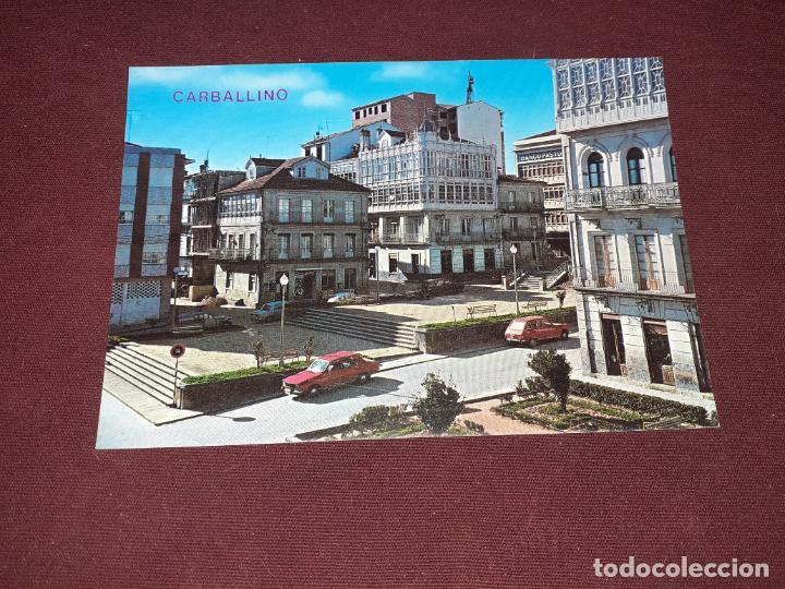 CARBALLINO (Postales - España - Galicia Moderna (desde 1940))