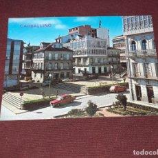 Postales: CARBALLINO. Lote 194225396