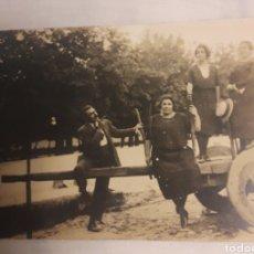 Postales: MUY ANTIGUA TARJETA POSTAL FOTOGRAFICA GALICIA. Lote 194240392