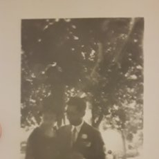Postales: TARJETA POSTAL FOTOGRAFICA 1927 EL POSIO ORENSE. Lote 194266782