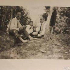 Postales: TARJETA POSTAL FOTOGRAFICA 1927 ORENSE. Lote 194266901