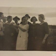 Postales: 1927 ORENSE TARJETA POSTAL FOTOGRAFICA. Lote 194267376
