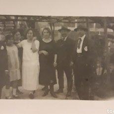 Postales: ORENSE 1927 TARJETA POSTAL FOTOGRAFICA. Lote 194267592