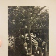 Postales: TARJETA POSTAL FOTOGRAFICA ORENSE 1927. Lote 194267852