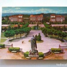 Postales: POSTAL -- SANTIAGO DE COMPOSTELA - CIUDAD UNIVERSITARIA -- ESCRITA --. Lote 194271555