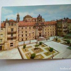 Postales: POSTAL -- SANTIAGO DE COMPOSTELA - SEMINARIO DE SAN MARTIN PINARIO -- ESCRITA --. Lote 194271982