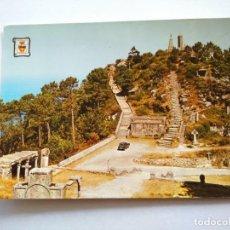 Postales: POSTAL -- MONTE DE SANTA TECLA - PICO DE EL FACHO -- ESCRITA --. Lote 194273641