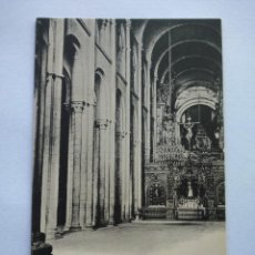 Postales: POSTAL -- SANTIAGO DE COMPOSTELA - NAVE DE LA SOLEDAD -- HAUSER Y MENET -- SIN USO --. Lote 194332266