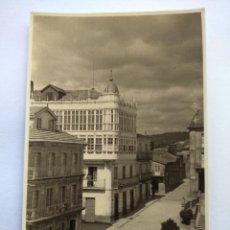 Postales: POSTAL -- CARBALLINO - VISTA PARCIAL DE LA PLAZA MAYOR -- ESCRITA --. Lote 194333074