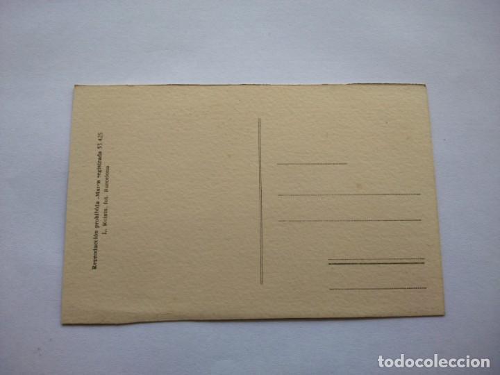 Postales: POSTAL -- SANTIAGO DE COMPOSTELA - CATEDRAL. CAPILLA DE LAS RELIQUIAS -- SIN USO -- - Foto 2 - 194333462