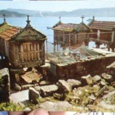 Postales: POSTAL COMBARRO PONTEVEDRA RINCON TIPICO N 3405 FAMA. Lote 194337926