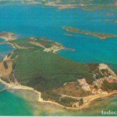 Postales: == P1506 - POSTAL - ISLA DE LA TOJA - VISTA AEREA . Lote 194342175