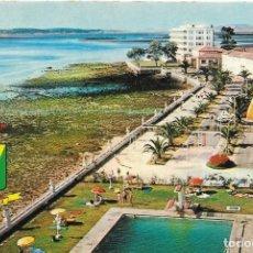 Postales: == P1517 - POSTAL - ISLA DE LA TOJA - PASEO MARITIMO . Lote 194361805