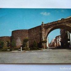 Postales: POSTAL -- LUGO - MURALLAS Y ARCO -- ESCRITA --. Lote 194499710
