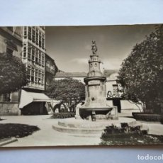 Postales: POSTAL -- VIGO - Nº 38 -- PLAZA DE LA PRINCESA -- CIRCULADA --. Lote 194500566