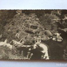Postales: POSTAL -- CALDAS DE REYES - PUENTE ROMANO Y SALTO DE SEGAD -- ESCRITA --. Lote 194500762