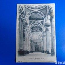 Postales: ZARAGOZA ALTAR NAVE DEL PILAR FOTOTIPIA L. ESCOLA ZARAGOZA Nº 16. Lote 194507948