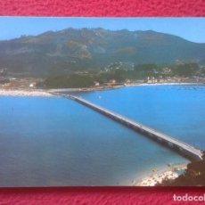 Postales: POSTAL POST CARD GALICIA PONTEVEDRA VIGO Nº 221 RÍA Y PUENTE DE CANIDO ESTUARY PONT.....VER FOTO..... Lote 194566700