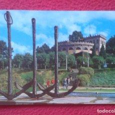 Postales: POSTAL POST CARD GALICIA PONTEVEDRA VIGO MONTE DEL CASTRO MONUMENTO A LOS GALEONES DE RANDE ANCLAS... Lote 194567962