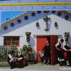 Postales: POSTAL DE LA CORUÑA. AÑO 1972. GALICIA TÍPICA. TIPISMO FOLKLORE. 3346 FAMA. 2715. Lote 194638911