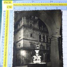 Postales: POSTAL DE CORUÑA. AÑOS 30 50. SANTIAGO DE COMPOSTELA PLAZA DE LAS PLATERÍAS 200 ARRIBAS 2721. Lote 194639396