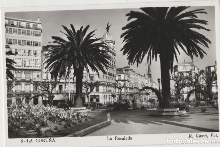 LOTE R-POSTAL LA CORUÑA GALICIA (Postales - España - Galicia Antigua (hasta 1939))