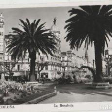 Postales: LOTE R-POSTAL LA CORUÑA GALICIA. Lote 194709610